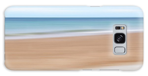 Jersey Coast Seascape Abstract Galaxy Case by Gill Billington