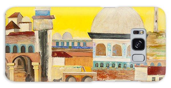 Jerusalem Galaxy Case