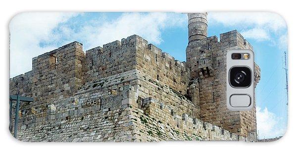 Galaxy Case - Jerusalem Old City 2 by Steven Richman