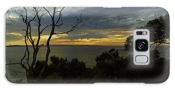 Jervis Bay Sunrise Galaxy Case