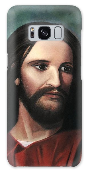 Jesus Of Nazareth - King Of Kings Galaxy Case