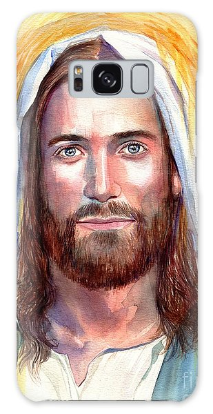 Calendar Galaxy Case - Jesus Of Nazareth Painting by Suzann Sines