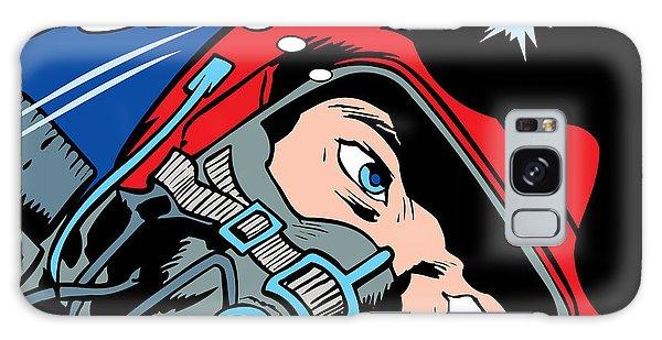Jet Pilot Galaxy Case