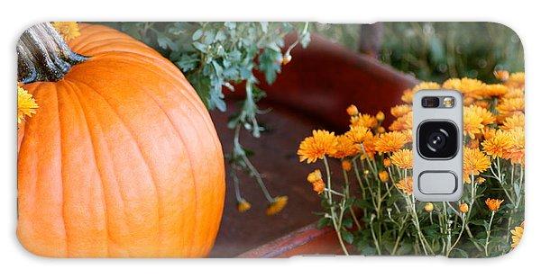 Jet Pumpkin Galaxy Case by Cathy Dee Janes