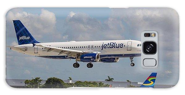 Jetblue Over Spirit Air Galaxy Case