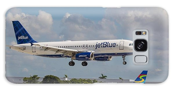 Jetblue Over Spirit Air Galaxy Case