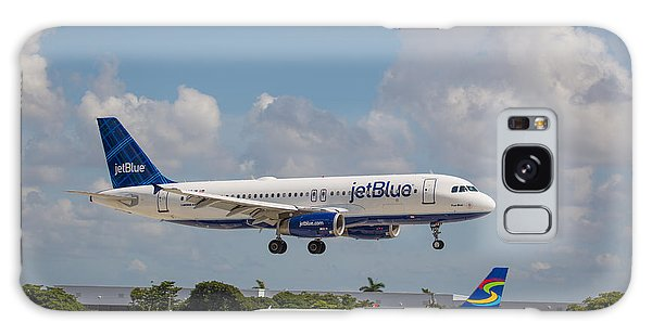 Jetblue Over Spirit Galaxy Case