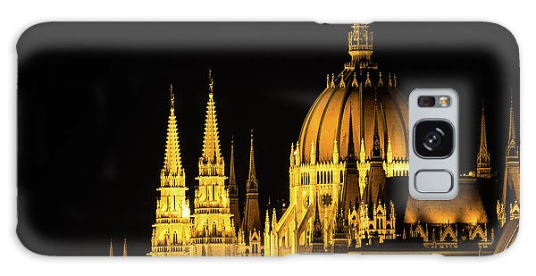 Galaxy Case featuring the photograph Jewel by Alex Lapidus
