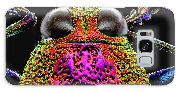 Jewel Beetle 3x Galaxy Case