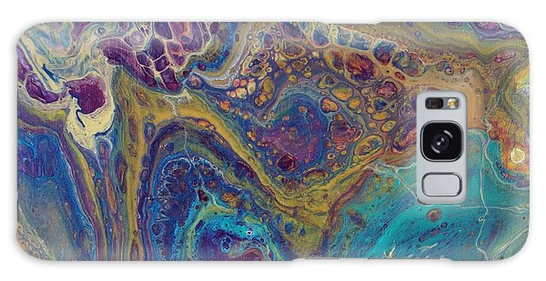 Jewel Case Galaxy Case