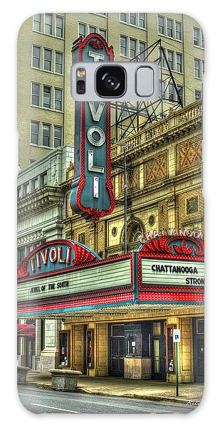 Jewel Of The South Tivoli Chattanooga Historic Theater Galaxy Case by Reid Callaway