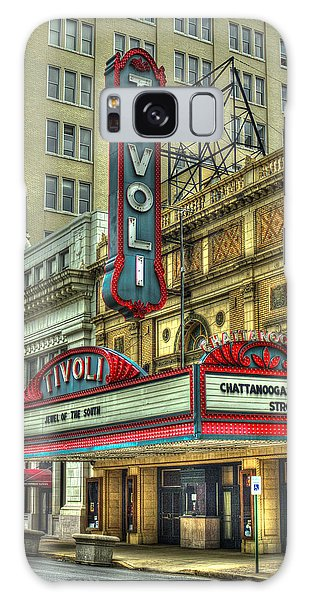 Jewel Of The South Tivoli Chattanooga Historic Theater Art Galaxy Case