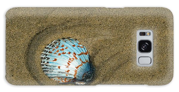 Jewel On The Beach Galaxy Case by Mike Robles