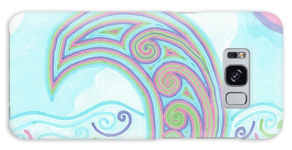 Jewel Sea Galaxy Case