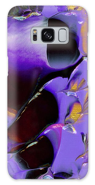Jeweled Amethyst Galaxy Case