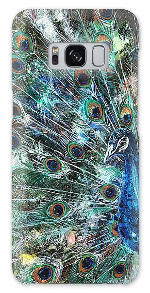 Iridescent Galaxy Case - Jeweled by Patricia Allingham Carlson
