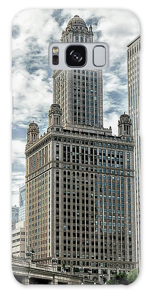 Jewelers Building Chicago Galaxy Case by Alan Toepfer