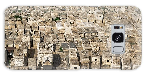 Galaxy Case - Jewish Cemetery On Mount Of Olives by Steven Richman