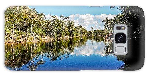 Jim Jim Creek - Kakadu National Park, Australia Galaxy Case