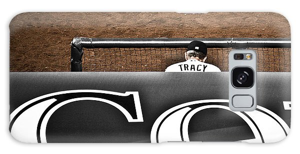 Jim Tracy Rockies Manager Galaxy Case