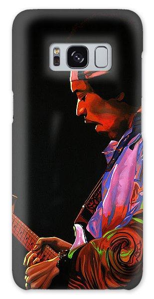 Cd Galaxy Case - Jimi Hendrix 4 by Paul Meijering