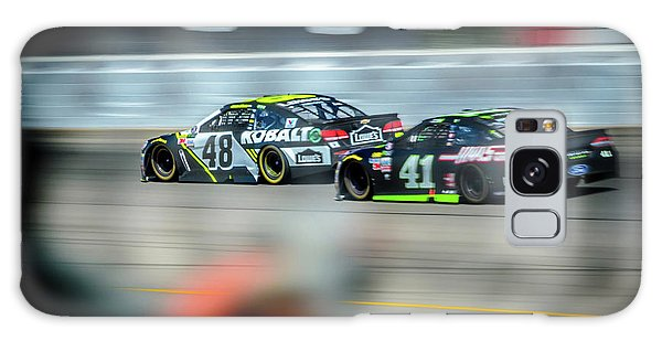 Jimmie Johnson Charging Ahead At Mis Galaxy Case