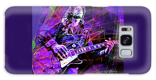 Jimmy Page Solos Galaxy Case