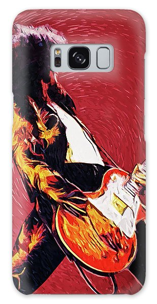 Physical Galaxy Case - Jimmy Page  by Zapista Zapista