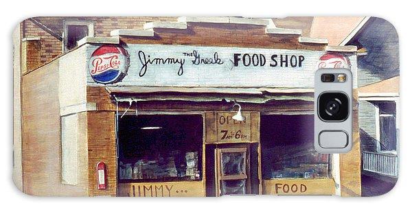 Jimmy The Greek Galaxy Case