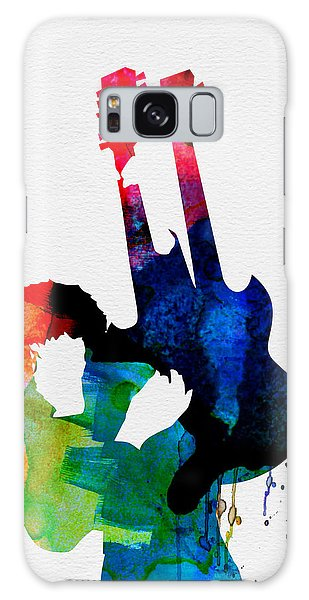 Jimmy Watercolor Galaxy Case