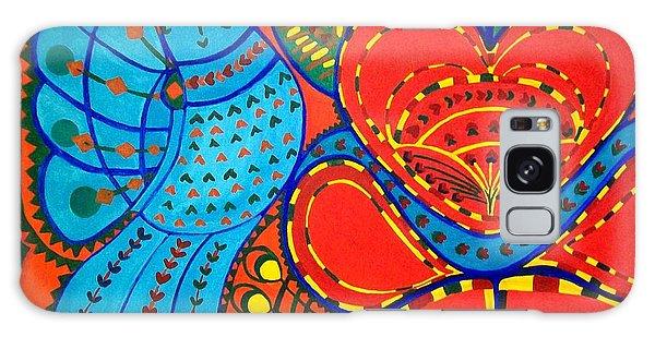 Jinga Bird - Jinga Bird Series Galaxy Case