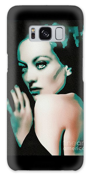 Joan Crawford - Pop Art Galaxy Case