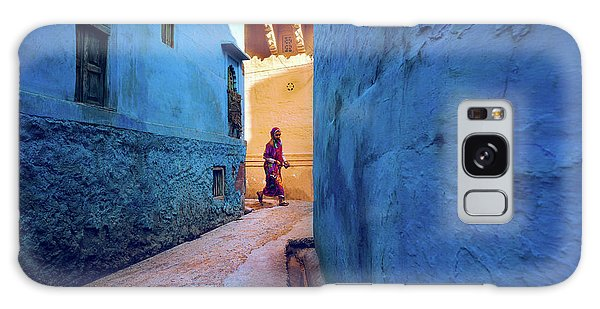 Jodhpur Colors Galaxy Case
