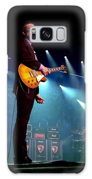 Drum Galaxy S8 Case - Joe Bonamassa 2 by Peter Chilelli
