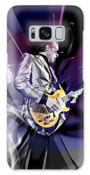 Joe Bonamassa Blues Guitarist Art Galaxy Case by Marvin Blaine