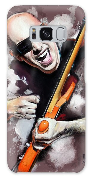 Alice Cooper Galaxy Case - Joe Satriani by Melanie D