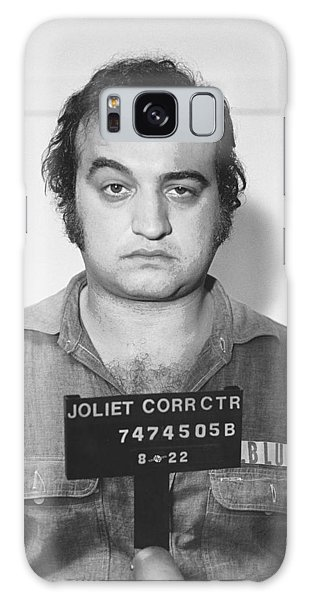 John Belushi Mug Shot For Film Vertical Galaxy Case