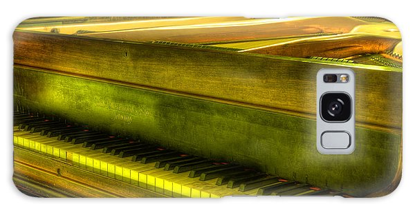 John Broadwood And Sons Piano Galaxy Case by Semmick Photo
