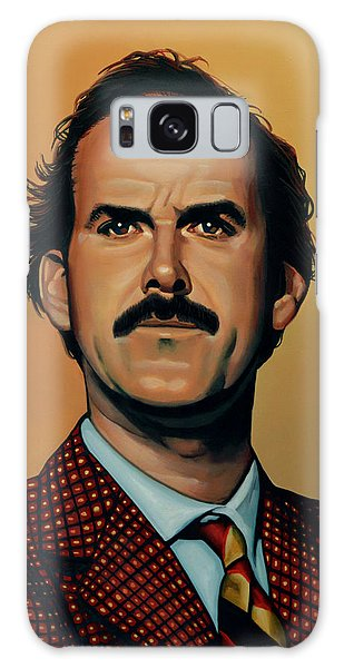John Cleese Galaxy Case by Paul Meijering