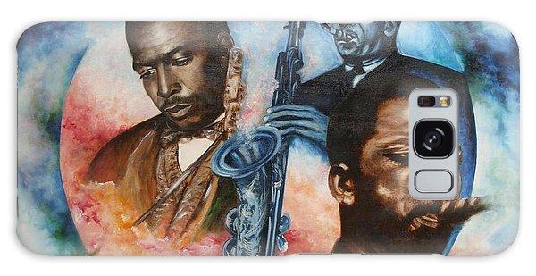 Blaa Kattproduksjoner     John Coltrane - Jazzed  Galaxy Case