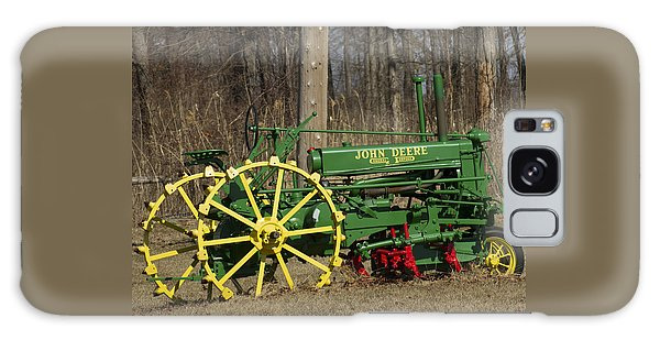 John Deer Tractor Galaxy Case