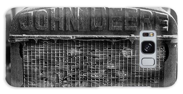 John Deere In Monochrome Galaxy Case