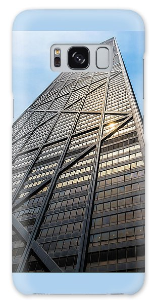 Hancock Building Galaxy S8 Case - John Hancock Center Chicago by Steve Gadomski