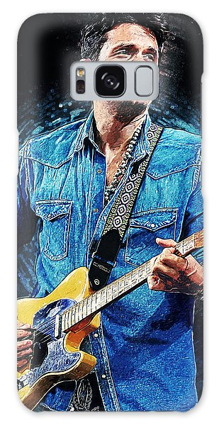 B B King Galaxy Case - John Mayer by Zapista Zapista