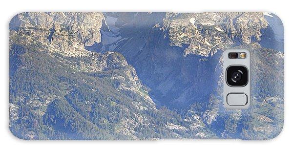 John Moulton Barn - Grand Teton National Park Galaxy Case