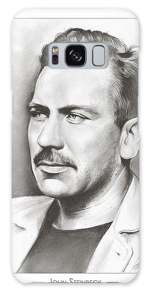 Grape Galaxy Case - John Steinbeck by Greg Joens