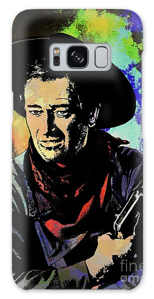 John Wayne, Galaxy Case