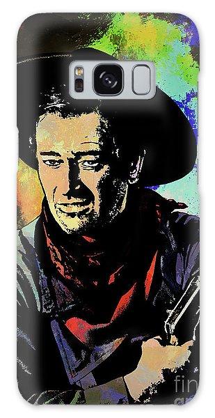 John Wayne, Galaxy Case