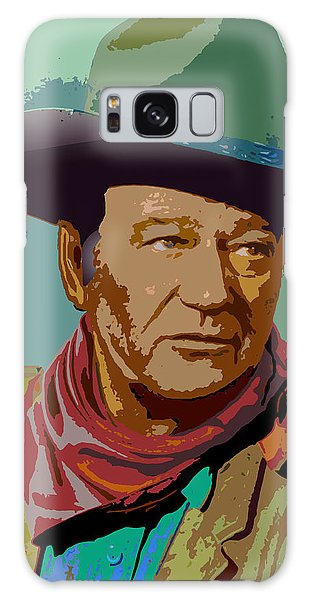 John Wayne Galaxy Case by John Keaton