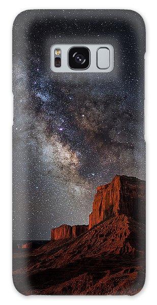 John Wayne Point Galaxy Case by Darren White